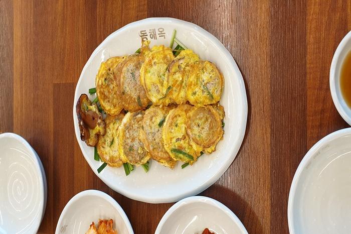 부산맛집 동해옥 메뉴 오징어순대